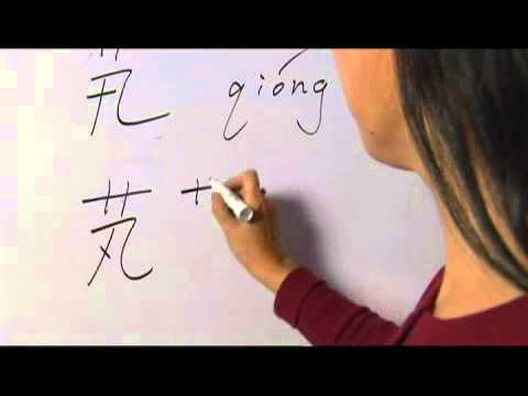 Chinese Symbols For Alone Youtube