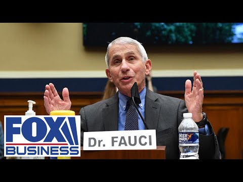 Download Fauci, CDC Director Redfield testify before House
