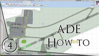 Airport Design Editor Tutorial - Part 4 finalisation
