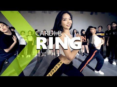 Cardi B - Ring ft. Kehlani / HAZEL Choreography.