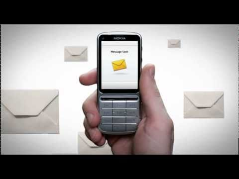 Nokia C3 Touch and Type - Official Promotional video