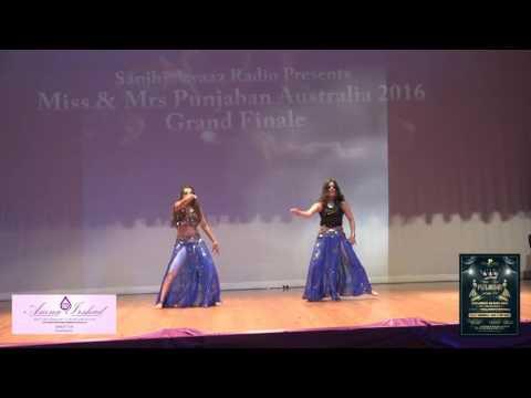 Miss and Mrs Punjaban Australia 2016 part 3