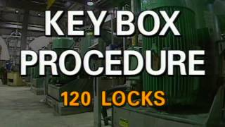 Lockout - Key Box Procedure (5 of 7)