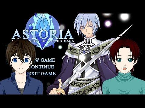 RPG Maker Let's Play - Astoria Holders of Power Saga - Game Critique