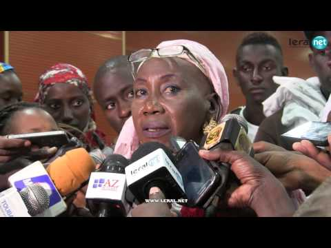 Adama Sarr, Présidente Association des Veuves et des Orphelins du Sénégal