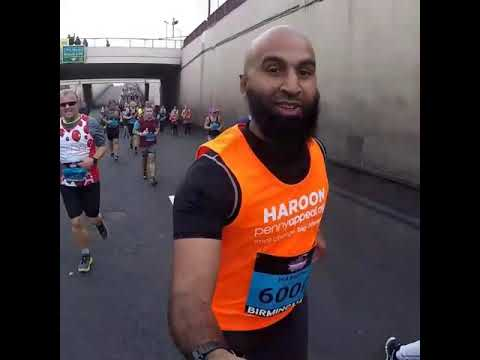 Birmingham International Marathon 15.10.17 #GoPro