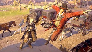 Assassin's Creed Syndicate Master of Chaos Rampage, Stealth Kills & Templar Hunt