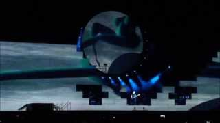 Roger Waters - Empty Spaces / What Shall We Do Now [HD] live 20 7 2013 Werchter Belgium