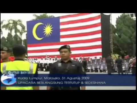 YouTube   hacker indonesia beri kado istimewa pada malaysia