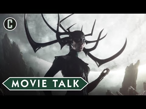New Thor: Ragnarok International Trailer Featuring More Hela - Movie Talk