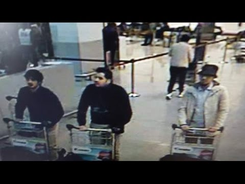 Brussels Attacks at Airport & Metro Claimed by ISIS