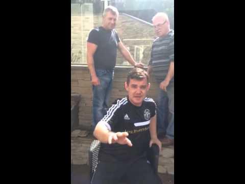 Danny O Carroll's Ice Bucket Challenge