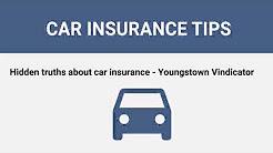 Insurance Tips:Hidden truths about car insurance - Youngstown Vindicator