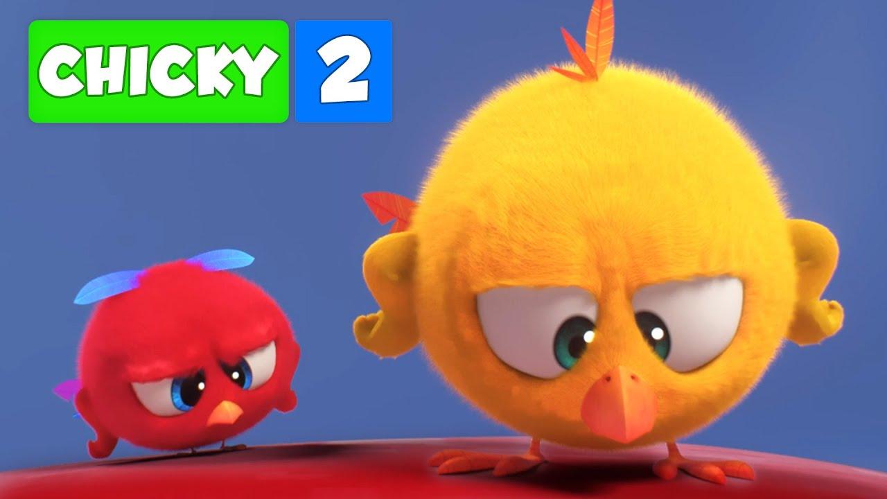 Onde está Chicky? TEMPORADA 2 | ISSO NÃO FUNCIONA MAIS ! | Desenhos Animados Infantil