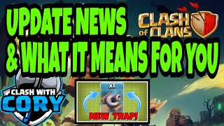*UPDATE NEWS* CLASH OF CLANS & WHAT IT MEANS FOR YOU! ASSESSMENT AND REACTION