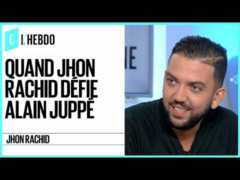 Quand Jhon Rachid défie Juppé -  C l'Hebdo - 08/10/2016