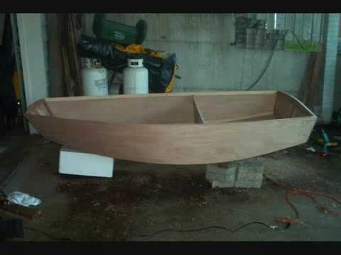 Wooden Boat - Boat Plans & Boat Building Made Easy - YouTube