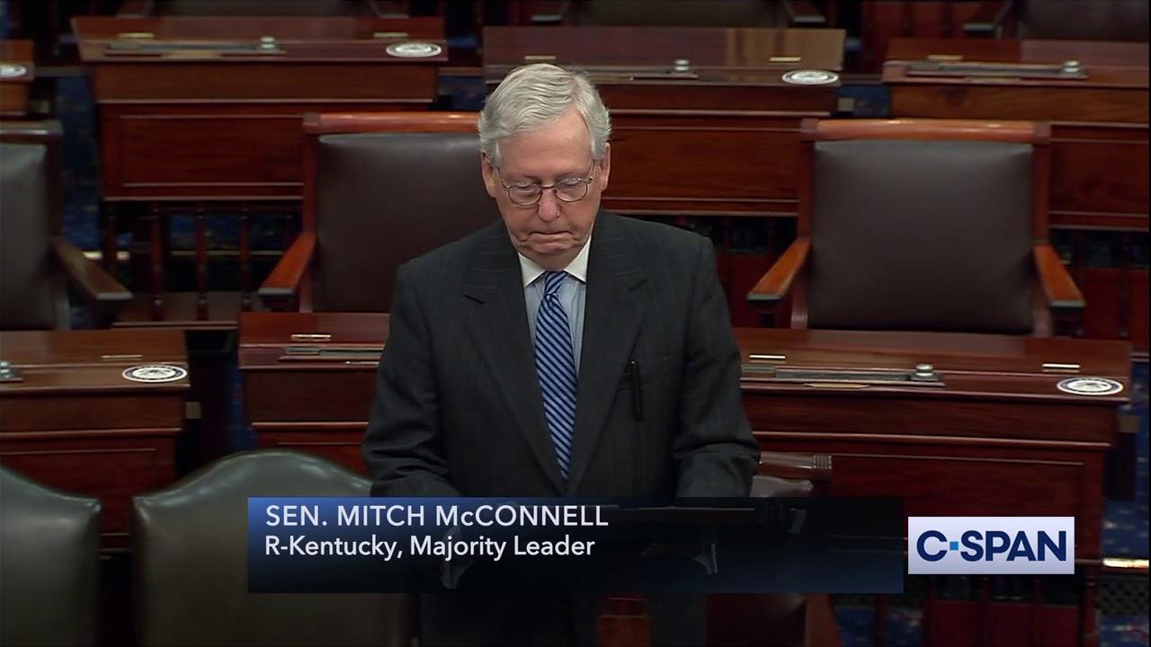 Sen. Mitch McConnell: