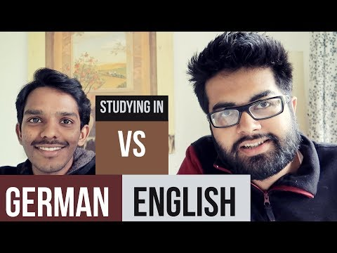 7 THINGS about German Taught and English Taught Study Programs in Germany