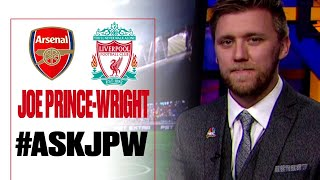ARSENAL V. LIVERPOOL PREVIEW WITH NBC SPORTS