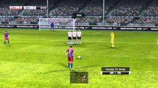 Pro Evolution Soccer 2011 PC Gameplay  FC Barcelona vs FC Bayern Munich