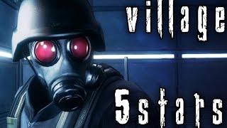 Resident Evil 4 Mercenaries: Hunk - Village 5 Stars (Commentary)