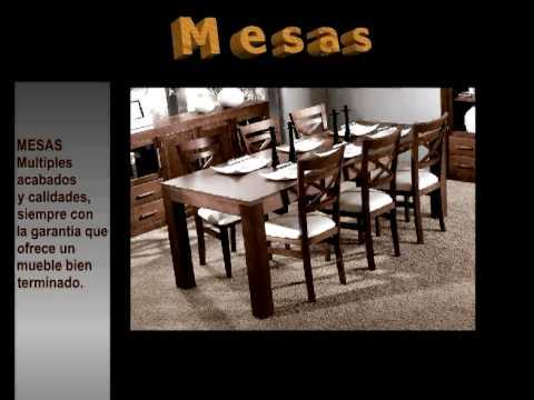 Mesas  Mesas madera  Mesas rusticas  Mesas a medida