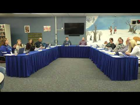 Freeburg Community High School Board of Education Meeting - February 21, 2019