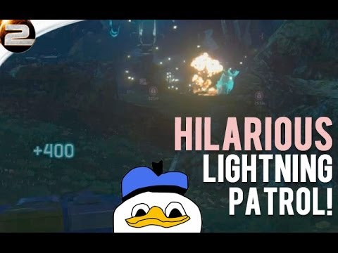 Hilarious Lightning patrol | Planetside 2 gampeplay and commentary