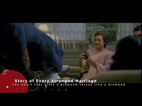 Best commercial 2017   Story of every arrange marriage   Couple must watch   Change is beautiful