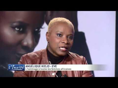 """Angélique KIDJO : """"EVE était une africaine"""" TV5MONDE"""