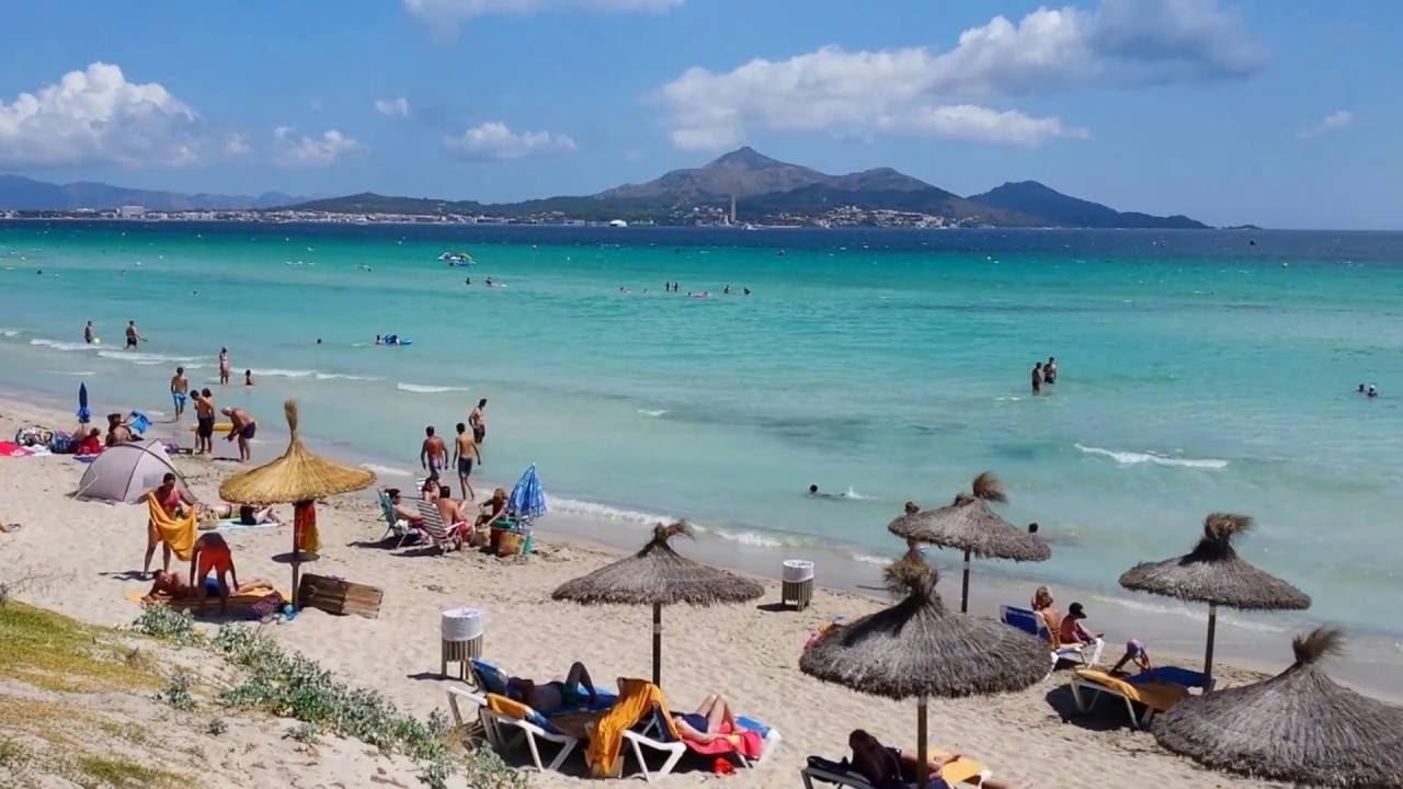 Playa De Muro Hotel Majorca