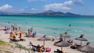 ► Video Hotel IBEROSTAR playa de muro village  Mallorca ♦ HOTEL EN FRANCE