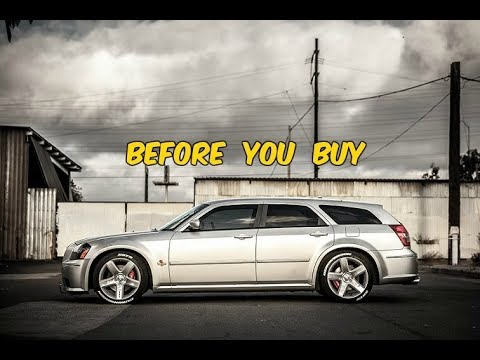 Watch This BEFORE You Buy a Dodge Magnum SRT8