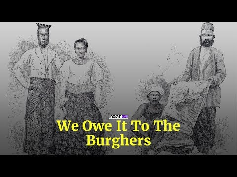 We Owe It To The Burghers