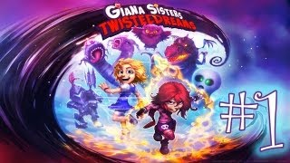 Let's Play Giana Sisters: Twisted Dreams Part 1