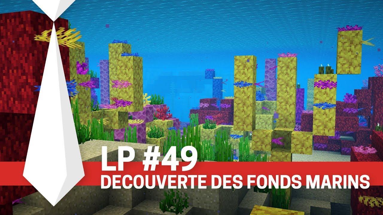 Let's play Ep49 - On repart sur de bonnes bases en 1.13 ! - Minecraft fr - R3li3nt