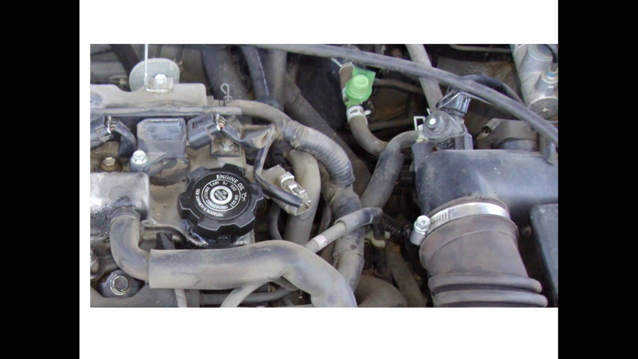 2000 Toyota Corolla Wont Start Egr Vacuum Solenoid Youtube Dodge Stealth Fuse Box