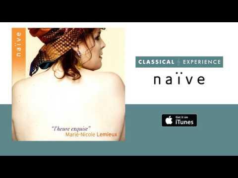Marie Nicole Lemieux - Sept Chansons de Clément Marot Op. 15: Estrene de la rose
