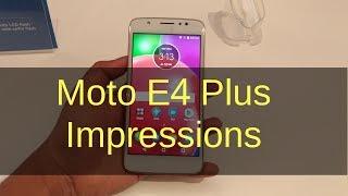 Motorola Moto E4 Plus Review Videos