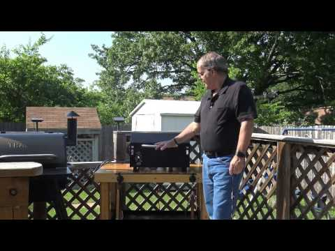 Traeger Ptg Portable Tabletop Grill Unboxing