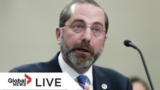 Coronavirus outbreak: U.S. health officials, CDC to brief House committee | LIVE