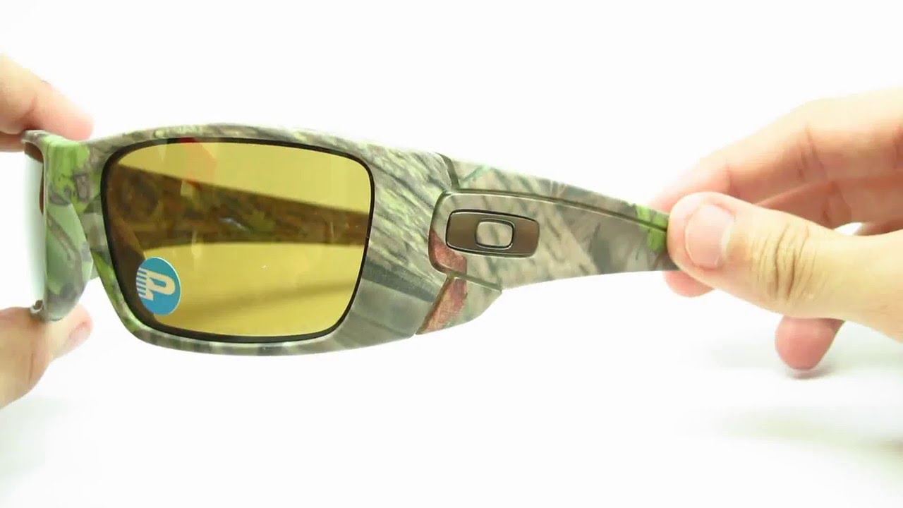 4fbe949974 Oakley Unboxing OO9096-D9 Fuel Cell Woodland Camoflage Polarized Sunglasses