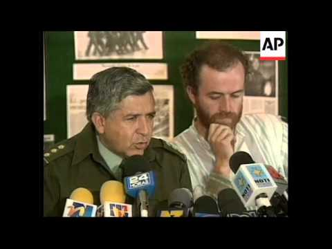 COLOMBIA: COMMANDOS FREE 2 HOSTAGES HELD BY REBELS