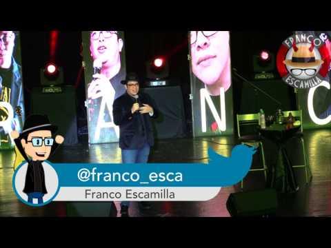 Franco Escamilla.- 'Coyotas y ver....'