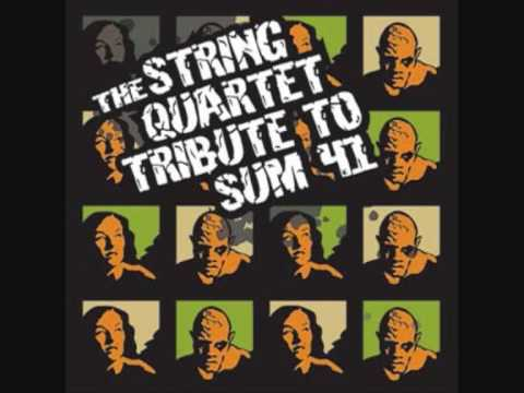 The String Quartet Tribute to Sum 41 [3/4]