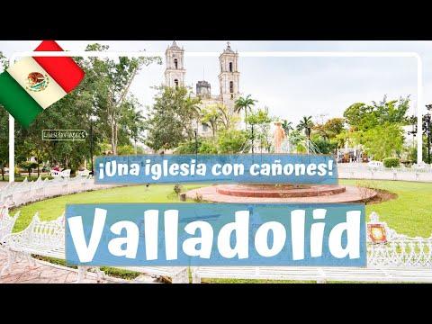 LA HERMOSA VALLADOLID, una ciudad con un CENOTE en el centro histórico! - Yucatán #10 Luisitoviajero