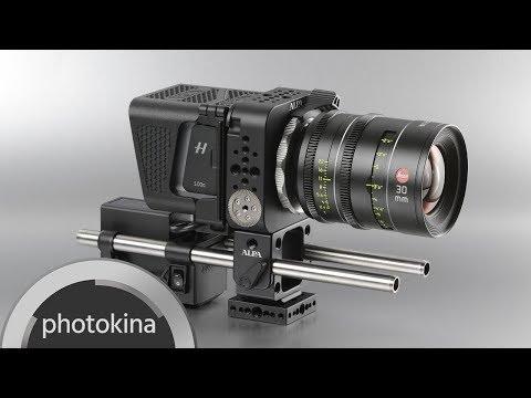 ALPA PLATON - Rehousing Hasselblad Medium Format Cameras for 4K RAW Video
