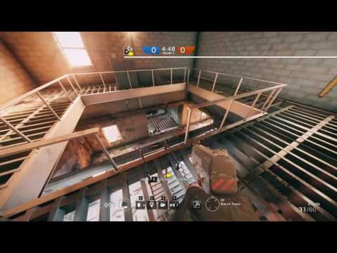 Rainbow Six Siege Mods - Completely Blowing Up Every Map