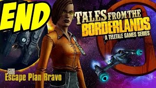 Tales from the Borderlands Episode 4 Ending Escape Plan Bravo